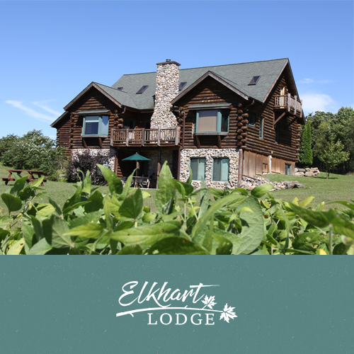 The Lodge | Best Elkhart Lake Vacation Home Rental